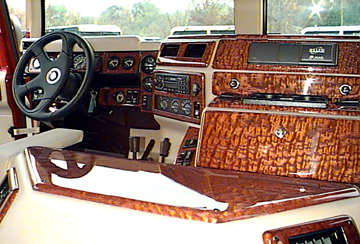 Hummer H1 Interior Accessories For Less