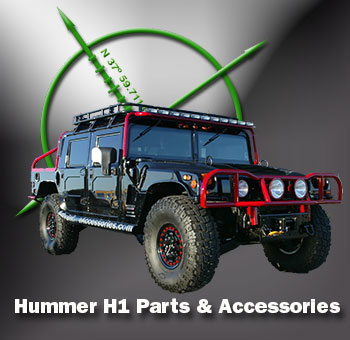 Hummer H1 Parts and Accessories