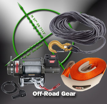 Off-Road Extraction and Rescue  Equipment