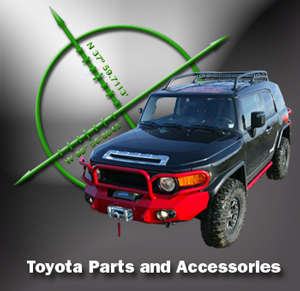 Toyota Offroad Accessories
