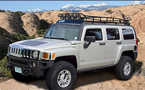 H3 roof racks for a complete listing of hummer h3 accessories or to place an order please visit mozeypictures Images
