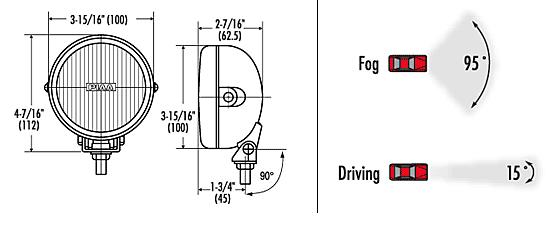 La on Piaa Fog Light Wiring Harness
